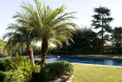Exclusive spacious villa just a few minutes from the beach in a prestigious community in Costa Maresme